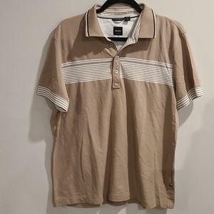 Hugo Boss striped polo shirt regular fit
